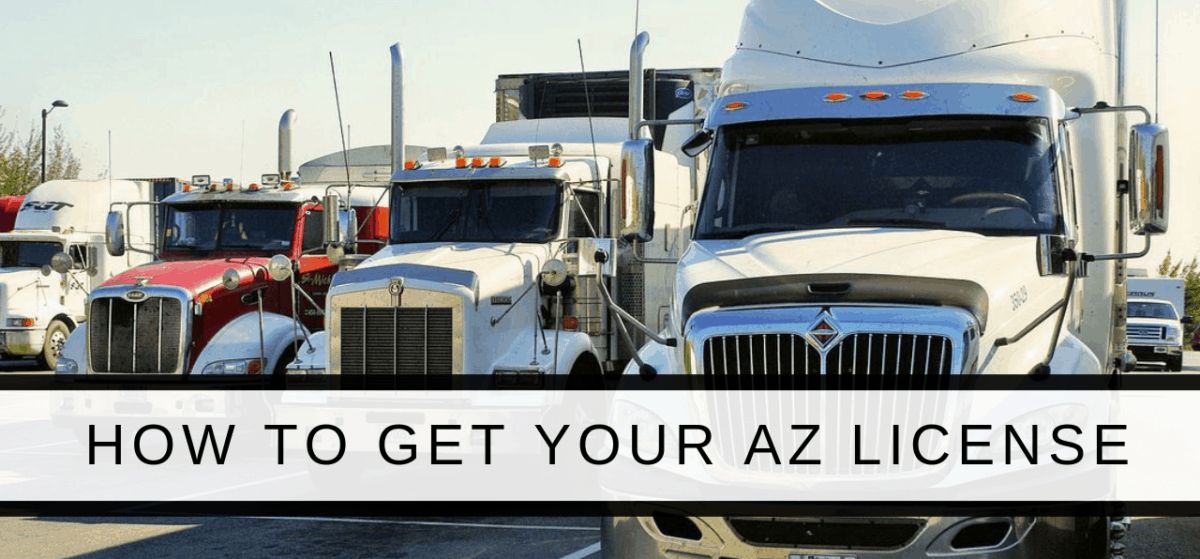 az license ontario trucks