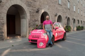 Foodora Driver and Pay
