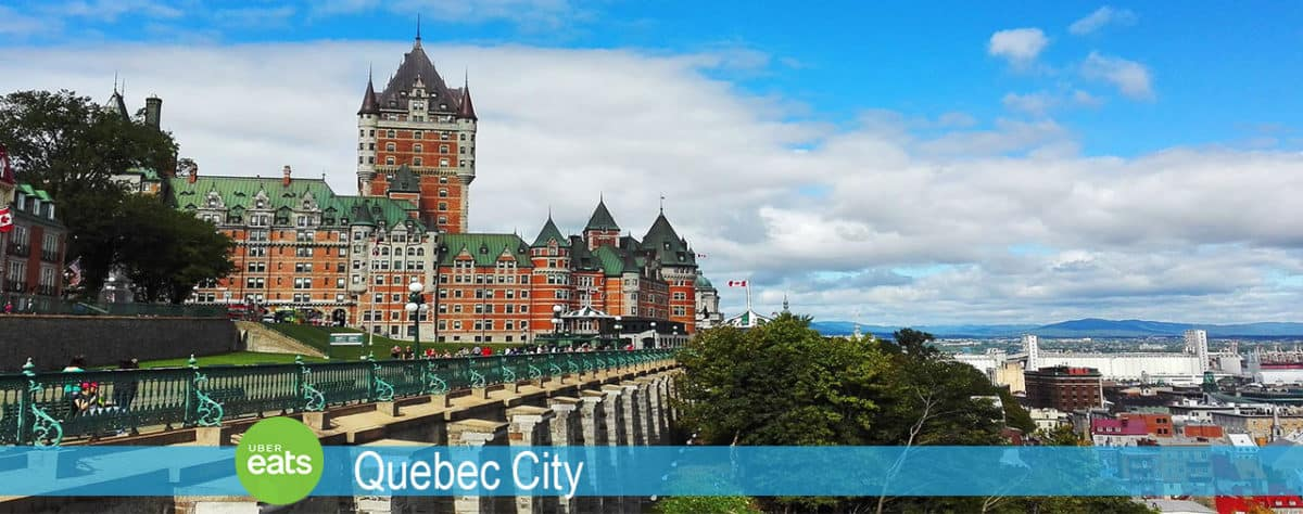 quebec city uber eats city