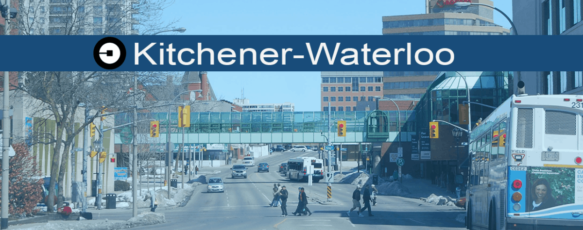Uber Kitchener-Waterloo: Driver Pay and Requirements to Sign Up
