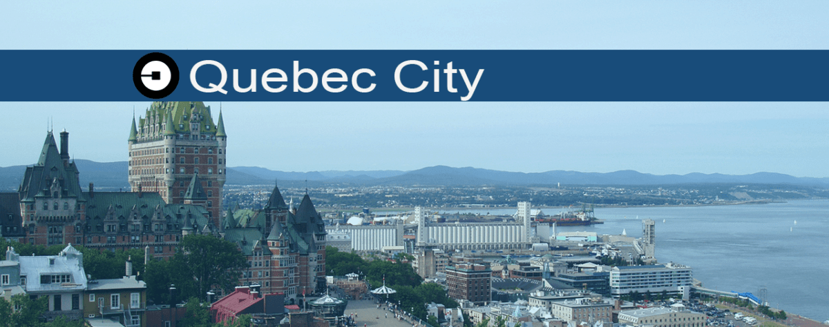 Uber Quebec City: Driver Pay and Sign Up Requirements