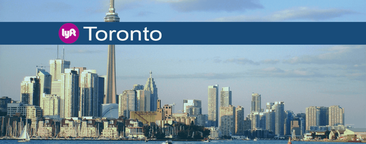 What are the Lyft Driver Requirements and Rates in Toronto?