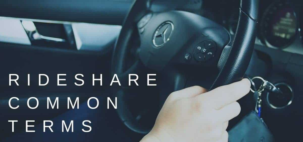 Uber Dictionary: Common Terms In The Rideshare World