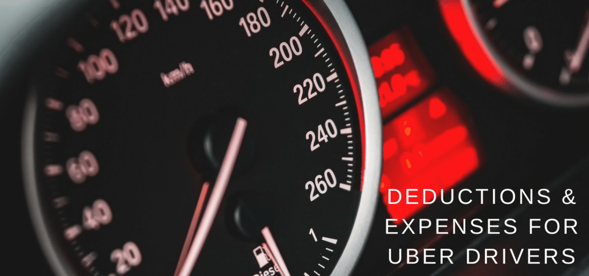 tax deductions for uber drivers canada
