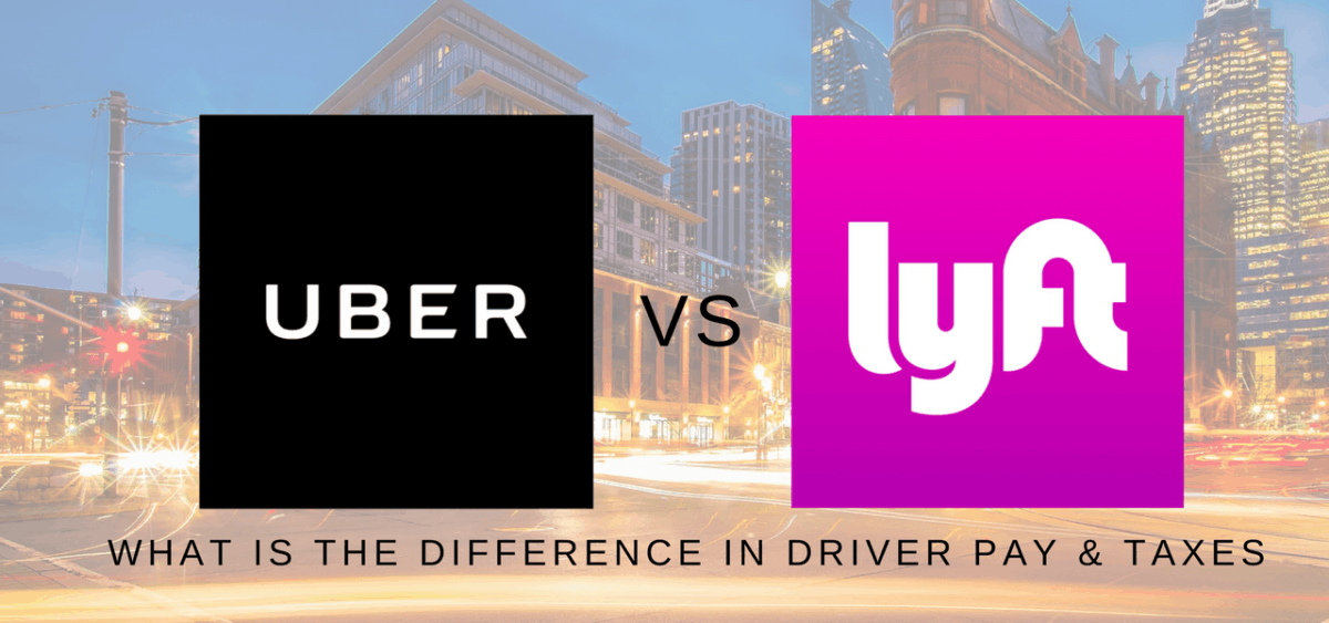 Uber vs Lyft: What is the Difference in Driver Income and Taxes