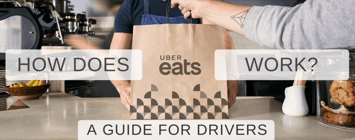 How Does UberEATS Work for Drivers?: A Walkthrough the Driver App