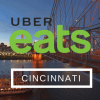 ubereats CINCINNATI driver bridge