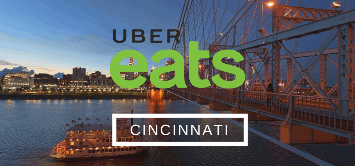 Ubereats Cincinnati Driver - Pay and Requirements Guide