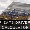 Uber eats driver pay calculator