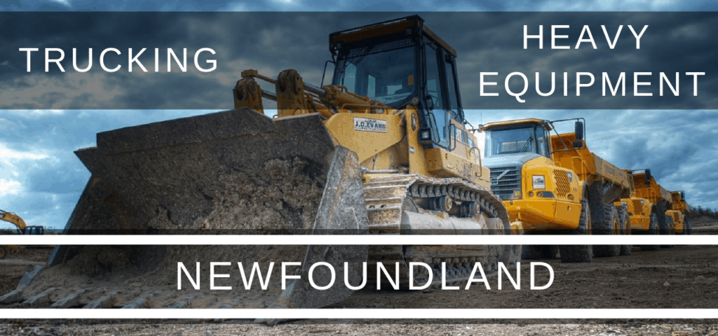 Trucking-heavy-equipment-newfoundland-nl