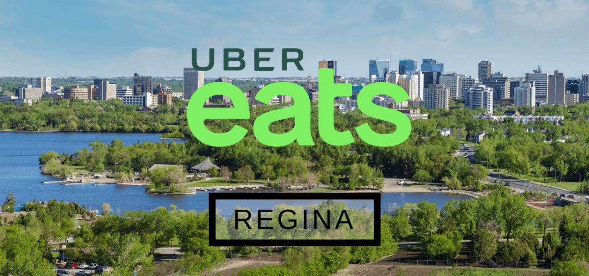 UberEats Regina: Driver Pay and Sign Up Requirements