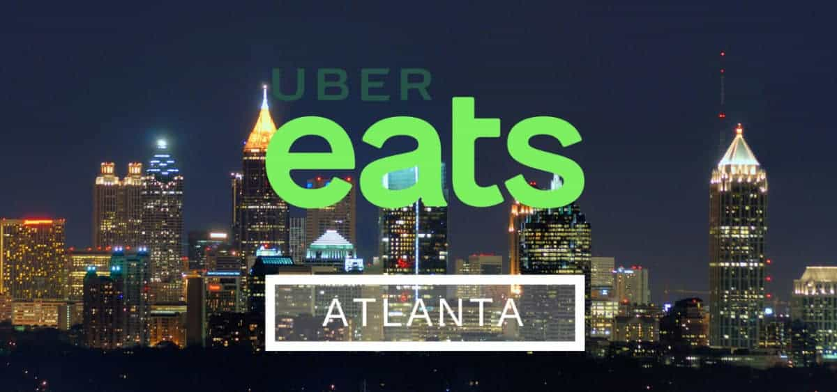 UberEats Atlanta Driver Pay and Requirements