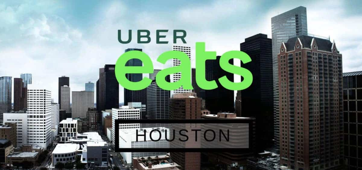 UberEats Houston Driver Pay and Guide