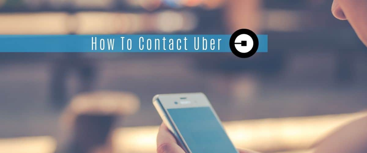 What Are The Best Ways To Contact Uber For Driver Support?