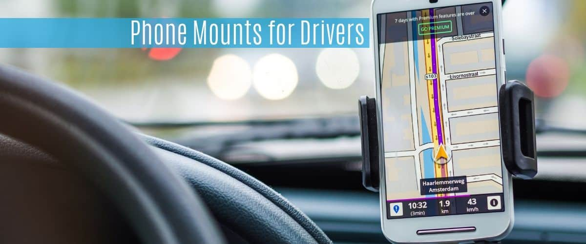 These Are The Best Car Phone Mounts For Uber and Lyft Drivers
