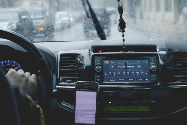 The best car phone mounts will mount to the dashboard