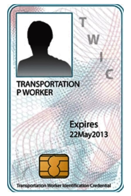 What is a TWIC Card and What Do You Need a TWIC Card For?