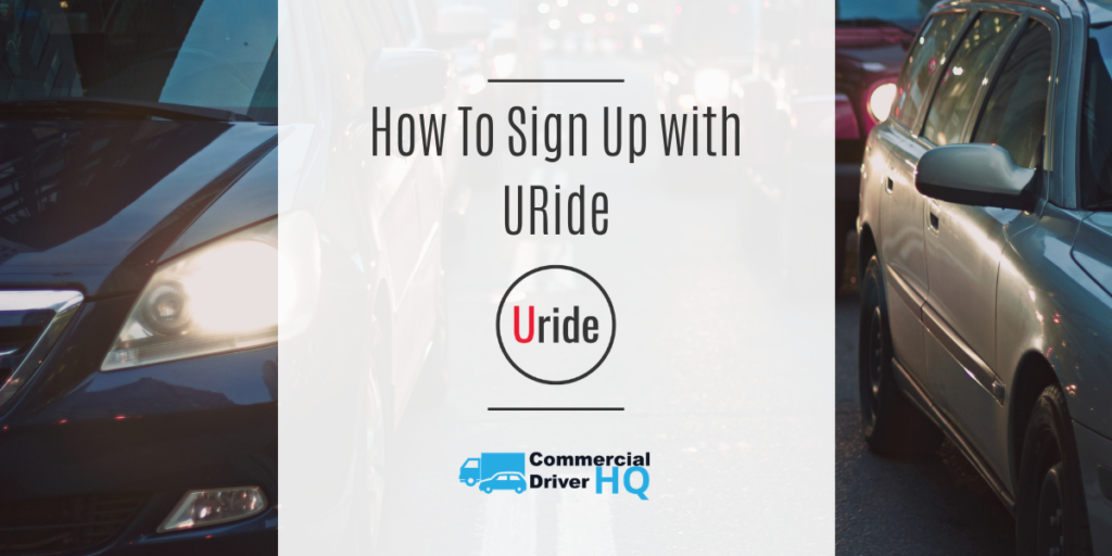 URide Driver in Canada: How To Sign Up and How Much You'll Make